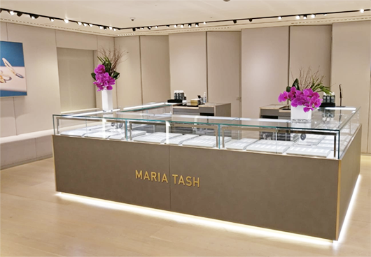 Maria Tash at Brown Thomas