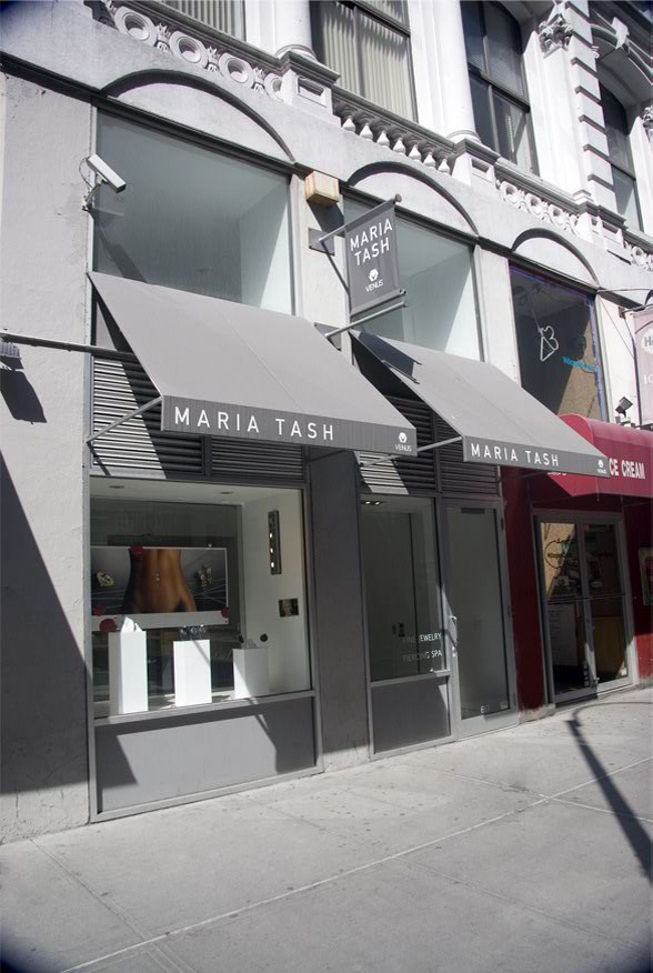 Piercing NYC | Among The Best Piercing Shops In NYC | Maria Tash